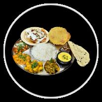 veg thali deluxe