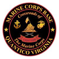 Marine Corps Base Quantico Virginia logo