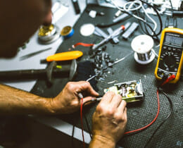 Equipment Repair And Maintenance Service