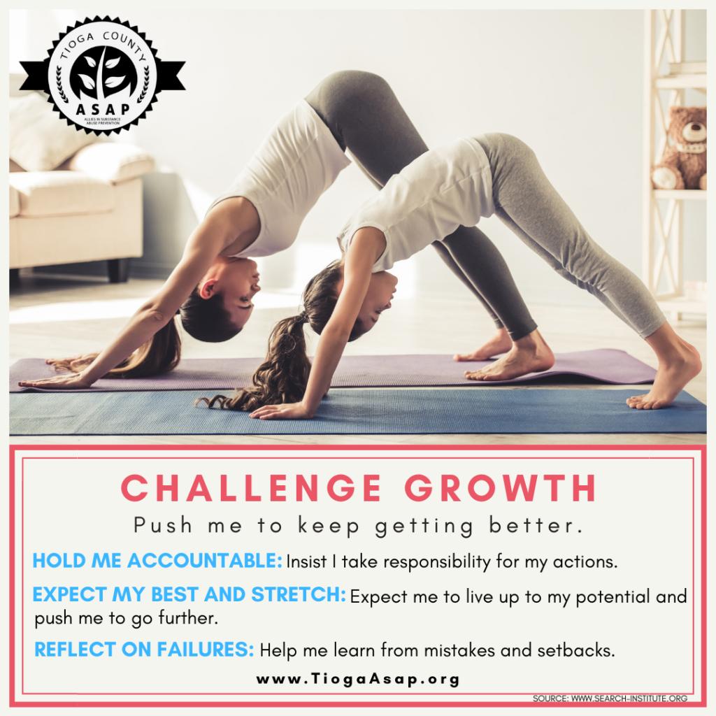 challenge growth
