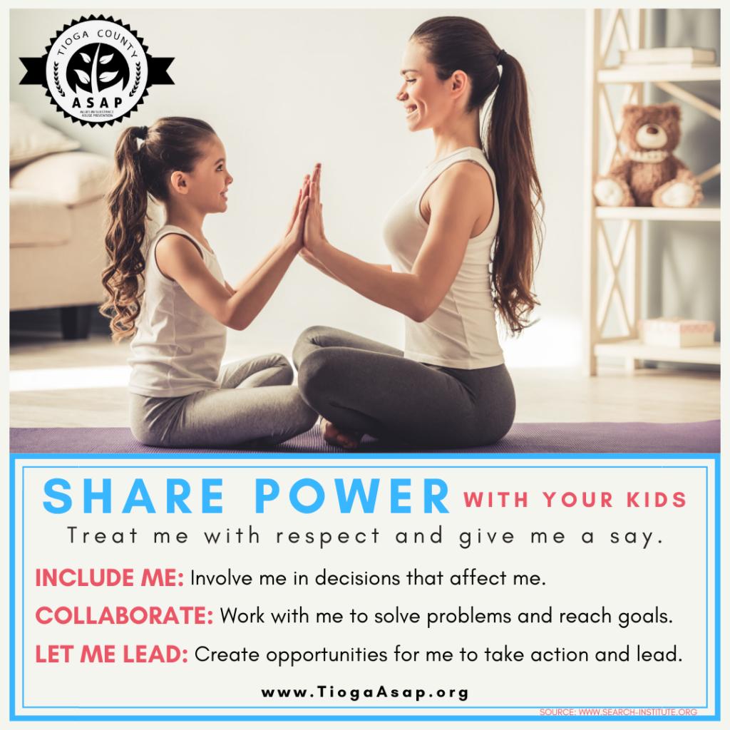 share power