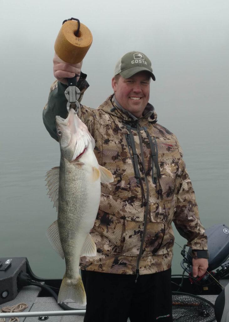 Niagara River Walleye 2019 fishing photos