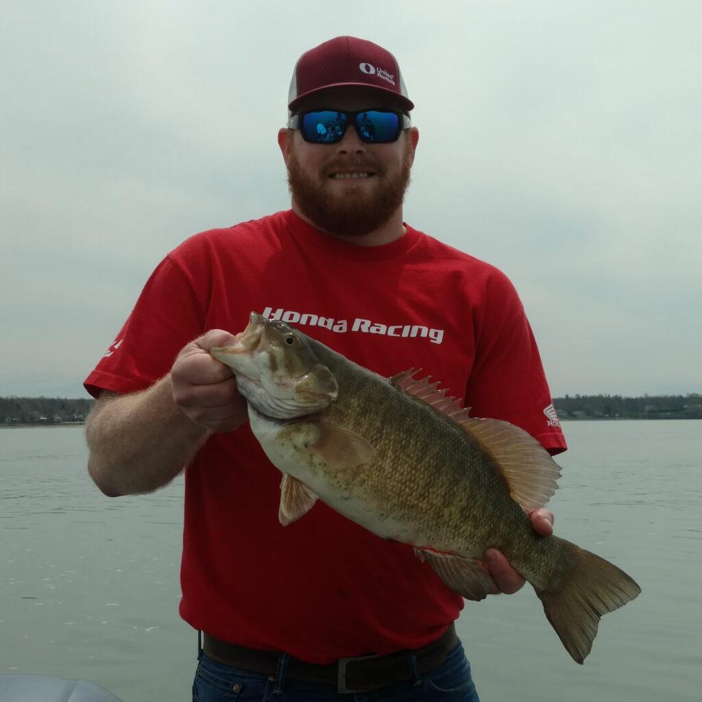 Lake Erie Smallmouth Bass 2018 fishing photos