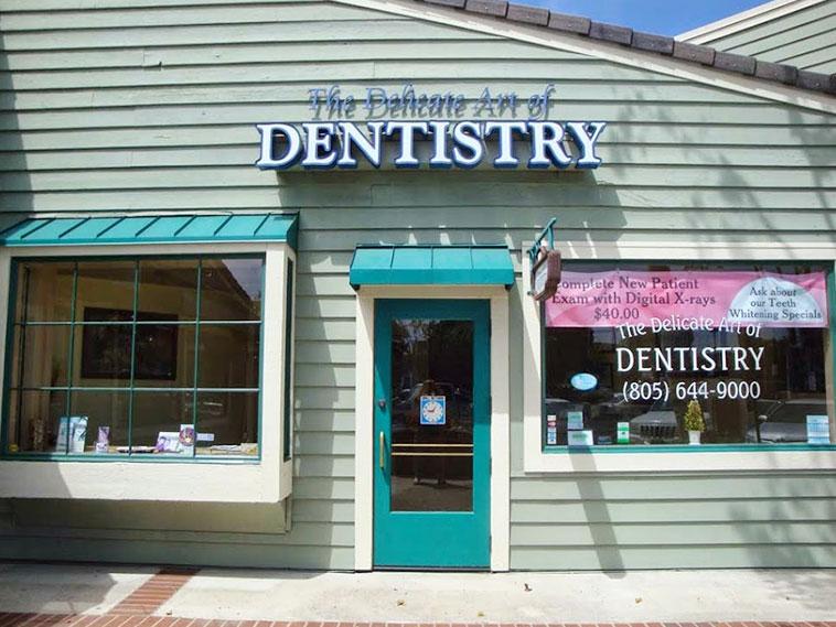 Delicate Art of Dentistry