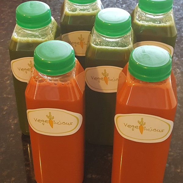 Cold Pressed Juices in Nashville
