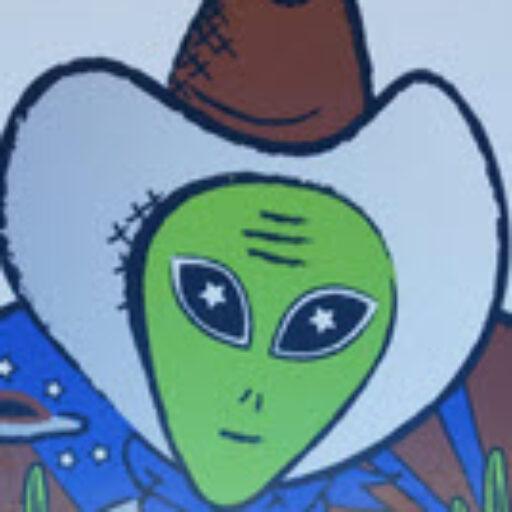 Alien Cowpoke