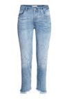 H&M blue star jeans