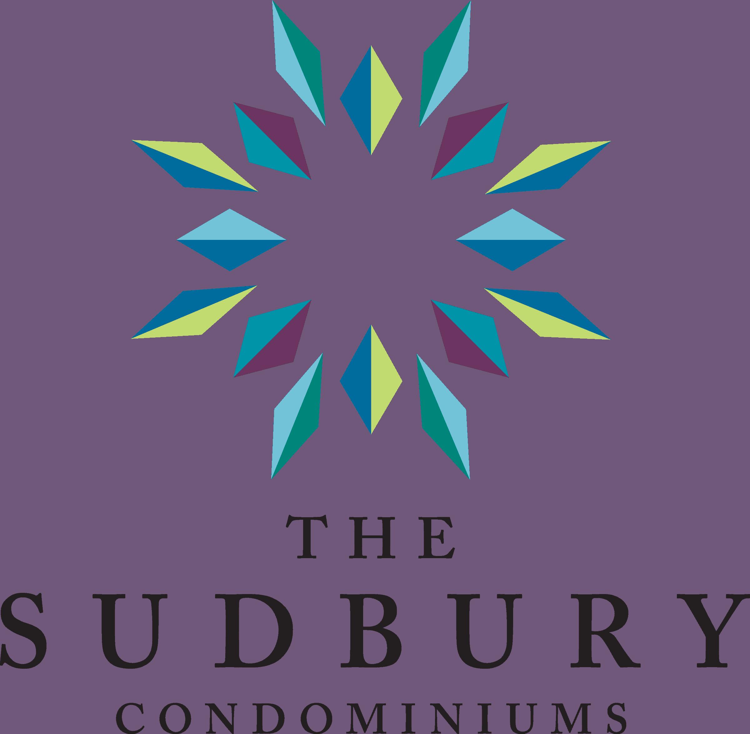 Sudbury Condominiums logo CMYK
