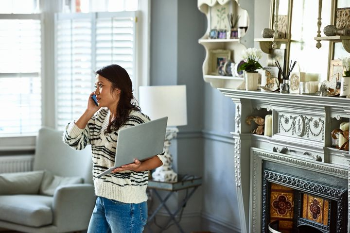 In the moment -- say, on the phone with your internet provider -- ask yourself what primary emotion is driving your anger.