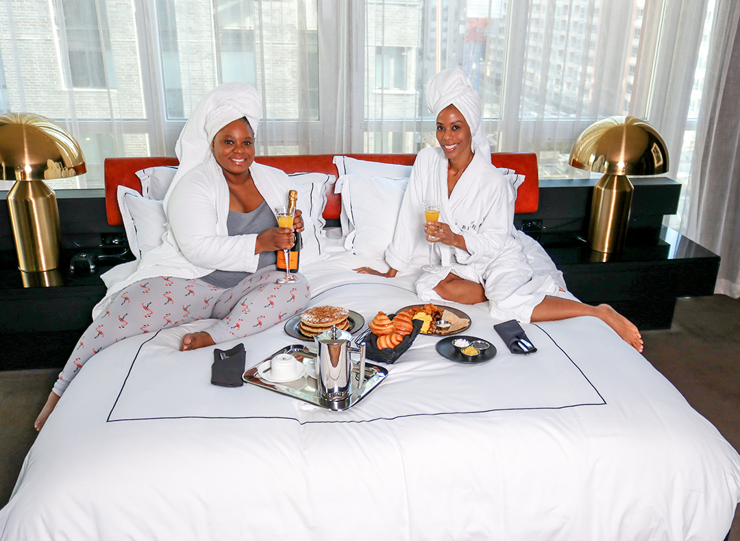 Toronto Stay-cation with Bisha Hotel