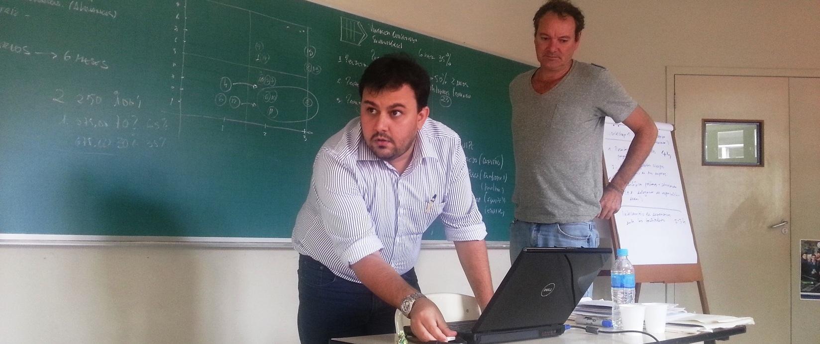 Consultores da Factta na UFSC -Universidade Federal de Santa Catarina