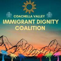 coachella valley immigration dognity coalition coachella logo