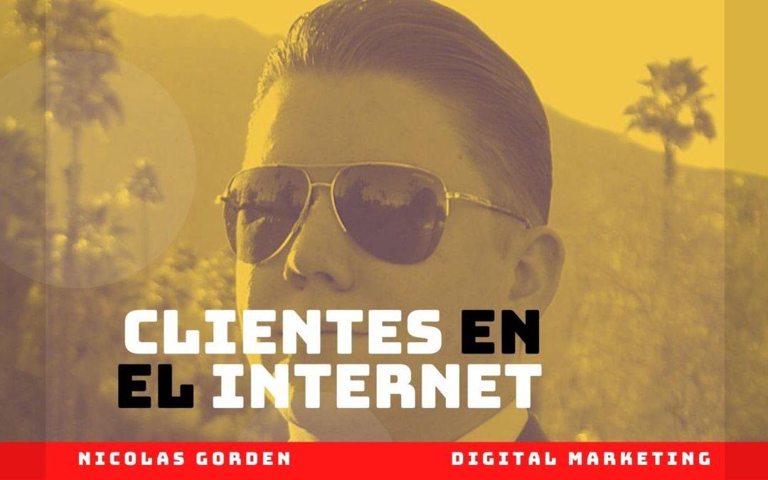 ¿Sabes donde se encuentran tus Clientes en el Internet?