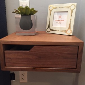 STUDIO 9 CUSTOM NIGHTSTAND