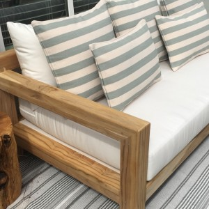 STUDIO 9 CUSTOM OUTDOOR SOFA