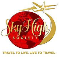 Sky High Society Logo