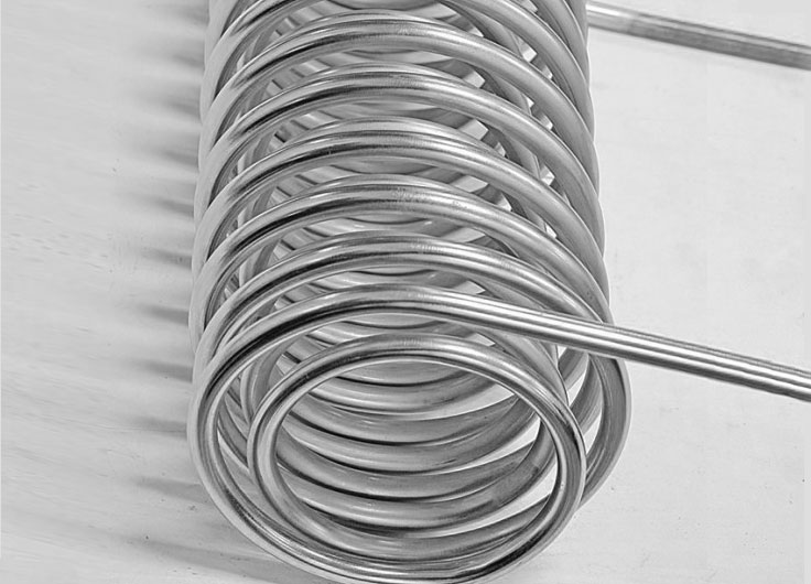 Aerospace & Commercial Tube Coiling Services