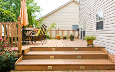 3 Awesome Ideas for Your Deck, Fence, and Patio
