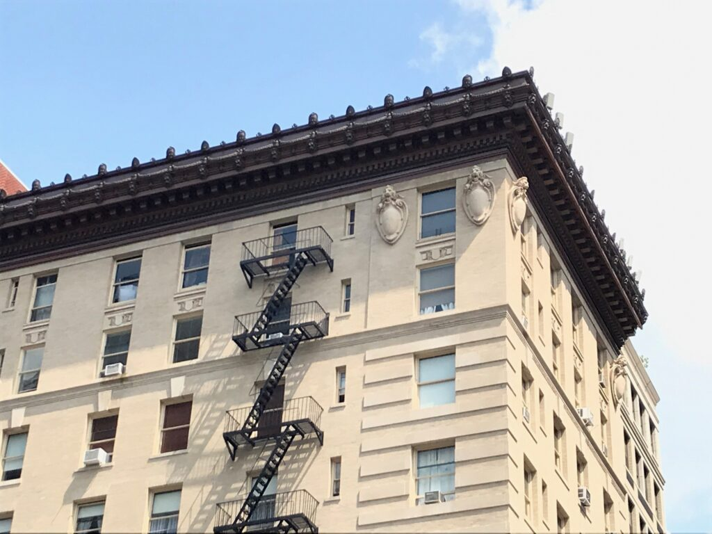 THE HADRIAN, 225 WEST 80TH STREET