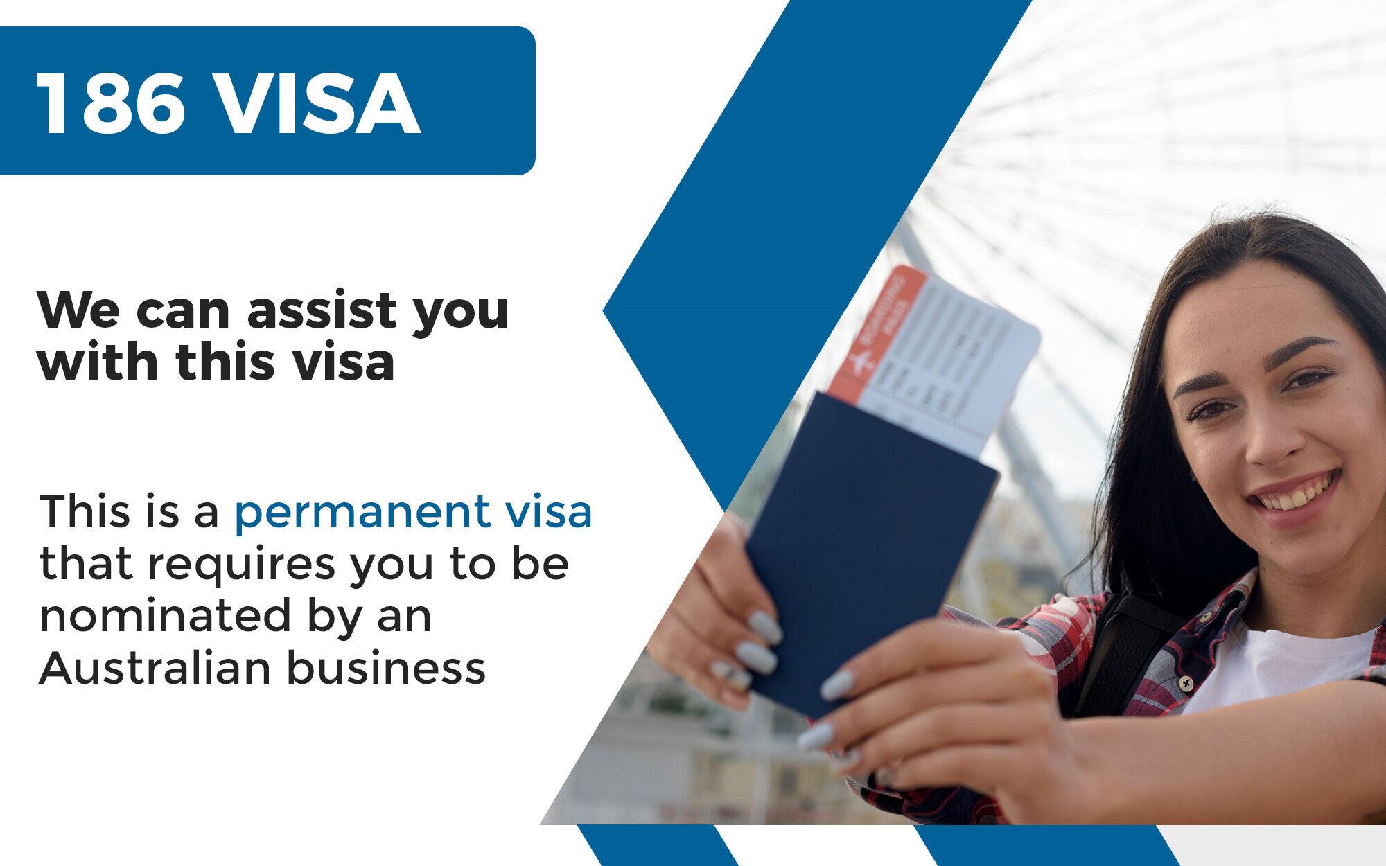 Employer Nominated Scheme (ENS)186 Visa