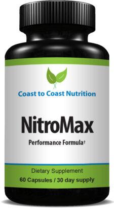 NitroMax Performance Formula