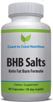 BHB Salts supplement for fast weight loss