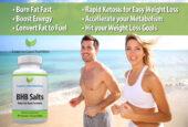 BHB Salts weightloss pills
