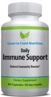 Daily Immune System strengthening supplement