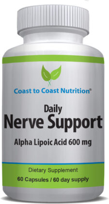 Daily Nerve Support for pain relief
