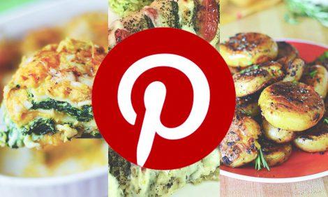 Healthy Pintrest Recipie Roundup