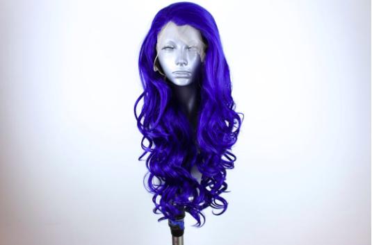 Alexis - sapphire blue