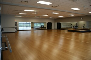 Downstairs - Aerobics Room