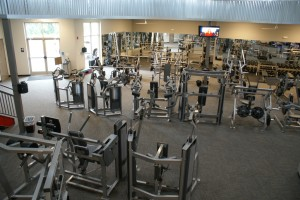 Downstairs - Strength Training