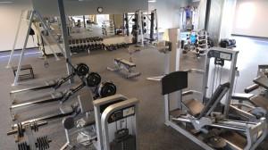 Upstairs - Strength Training