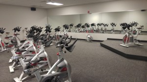 Upstairs - Spin Cycle Room