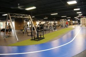 Upstairs - Functional Training