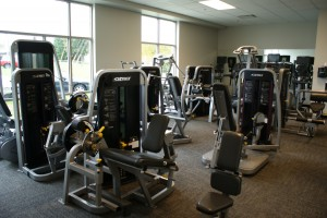 Downstairs - Womens/Disabled Persons Workout Room