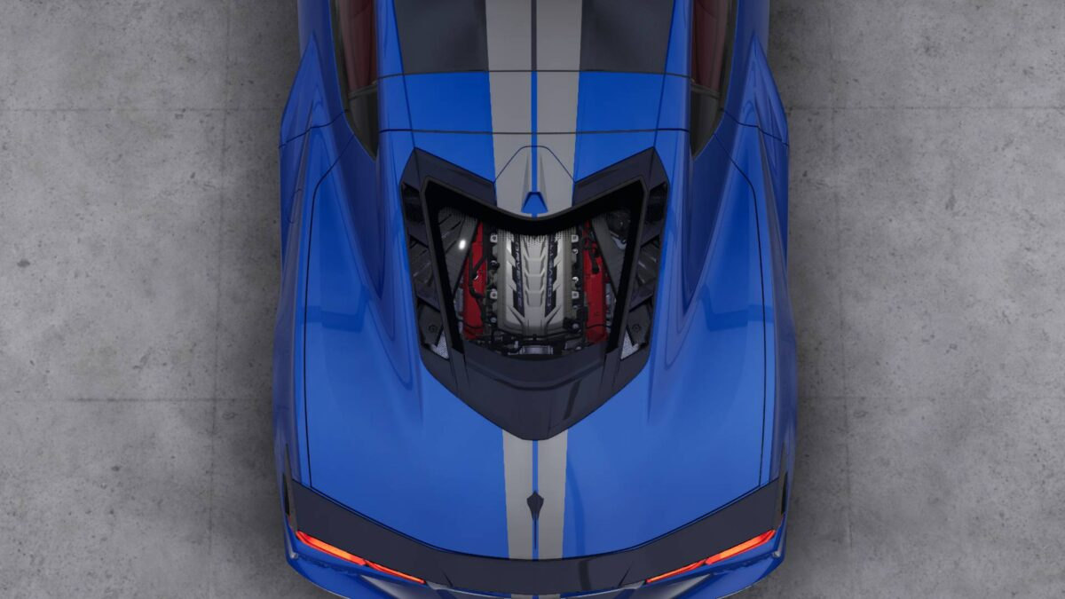 Corvette Stingray 2020(14)