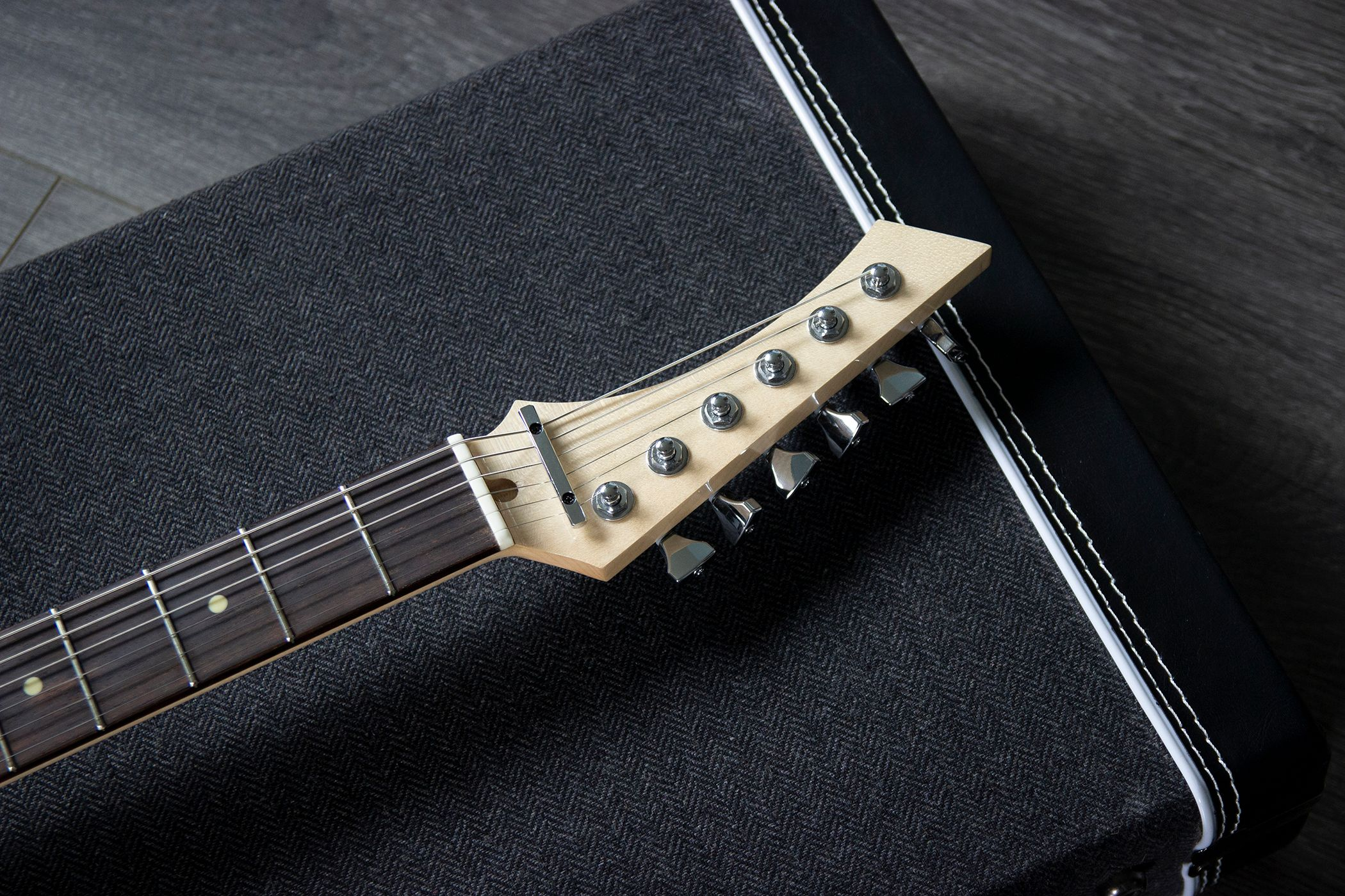 Cerberus Guitars USA Erebus Prototype #1
