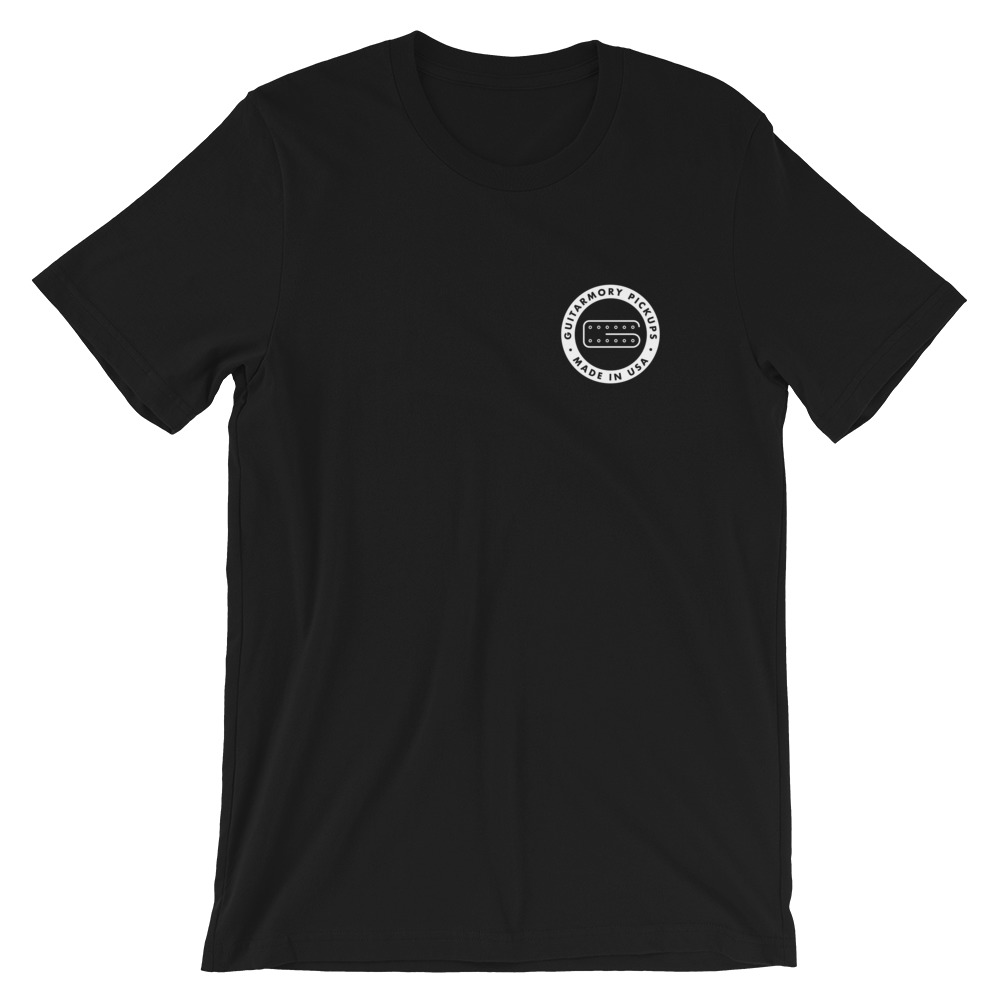Guitarmory Pickups Short-Sleeve Unisex T-Shirt