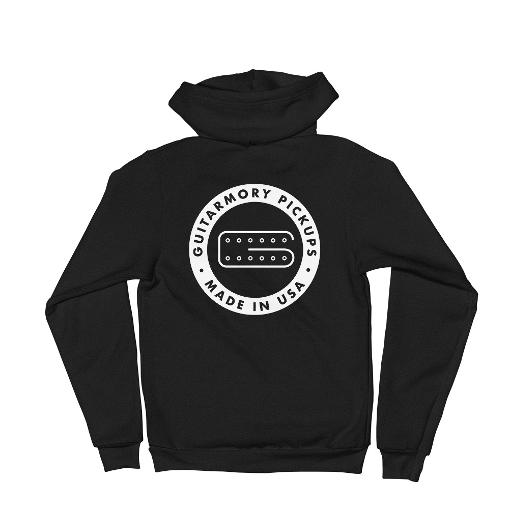 Guitarmory Pickups Zip-Hood