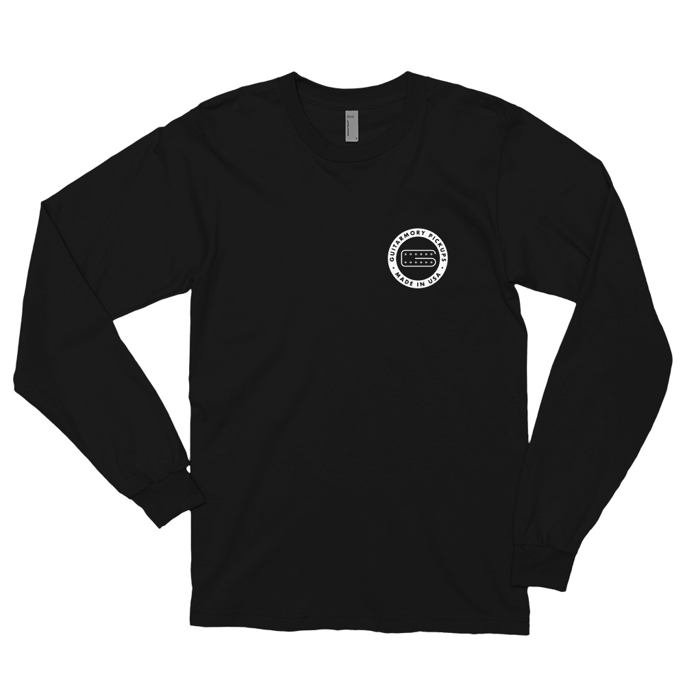 Guitarmory Pickups Long Sleeve T-Shirt