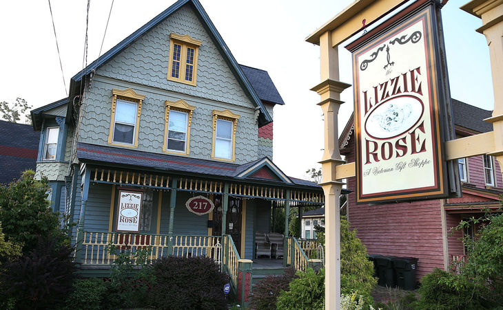 About The Lizzie Rose