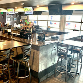 The Shoreline Beach Club Bar