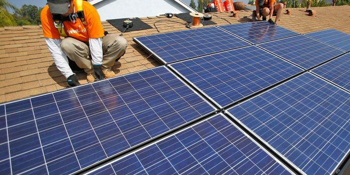 California Leads The Way In Solar Power – # 1st State To Require Homes To Have Solar
