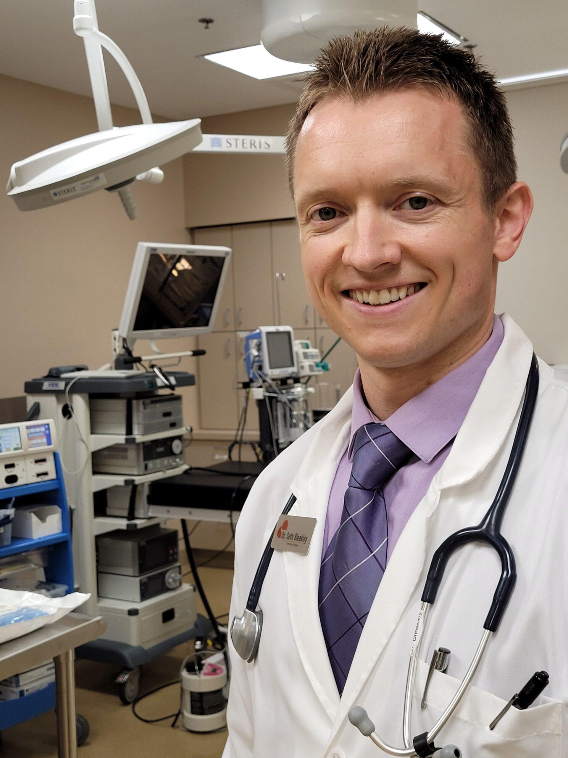 VES Member Spotlight: Dr. Bleakley