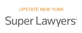 Upstate New York Super Lawyers logo