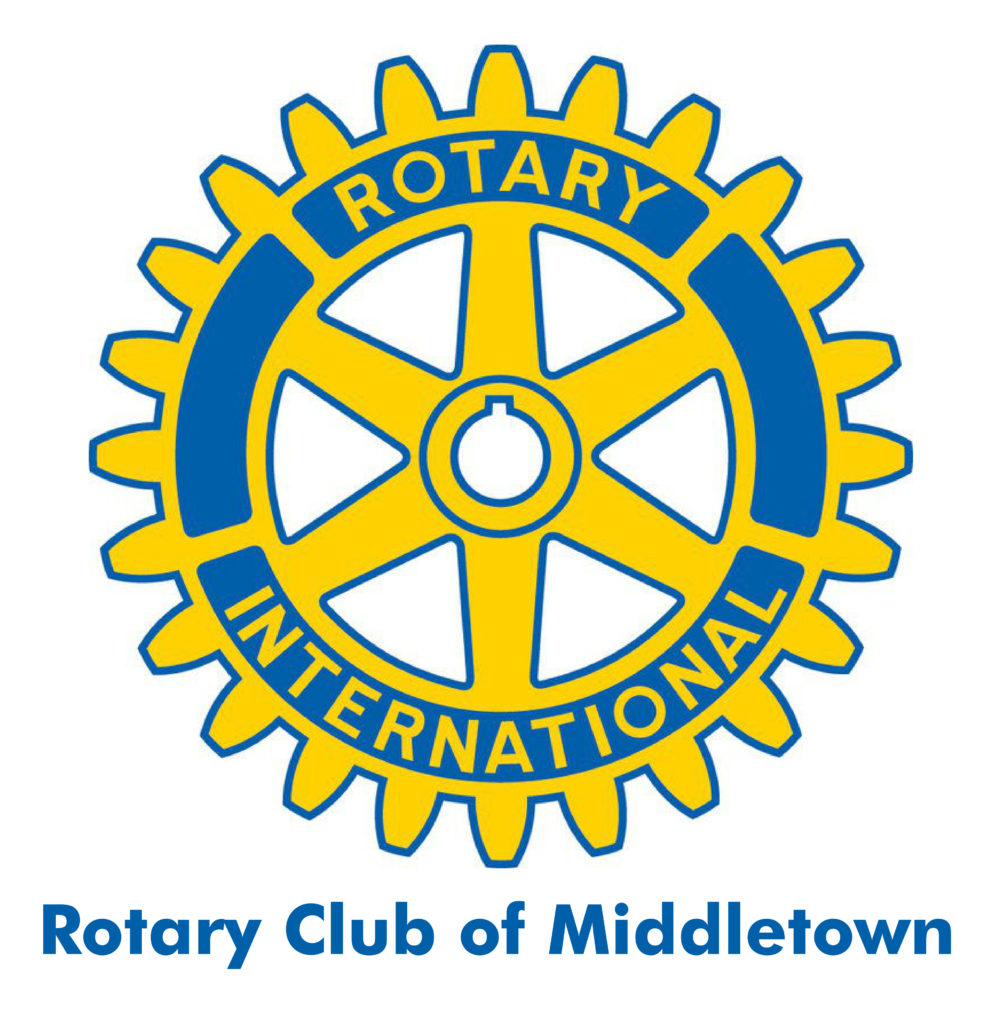 Rotary Club of Middletown logo
