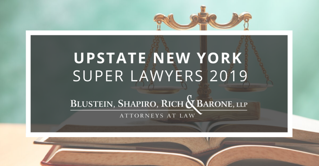 Upstate New York Super Lawyers 2019
