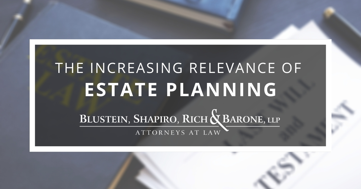 The Increasing Relevance of Estate Planning with legal paperwork